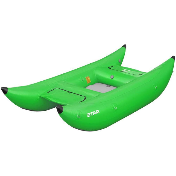 Star Slice Paddle Cataraft