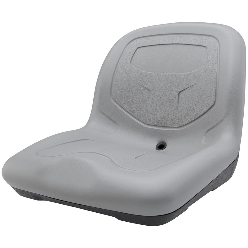 NRS High Back Padded Drain Hole Seat