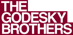 The Godesky Brothers logo