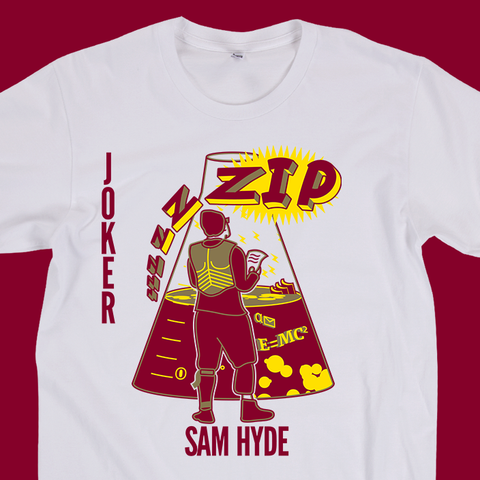 Short Sleeve T-Shirt - Sam Hyde