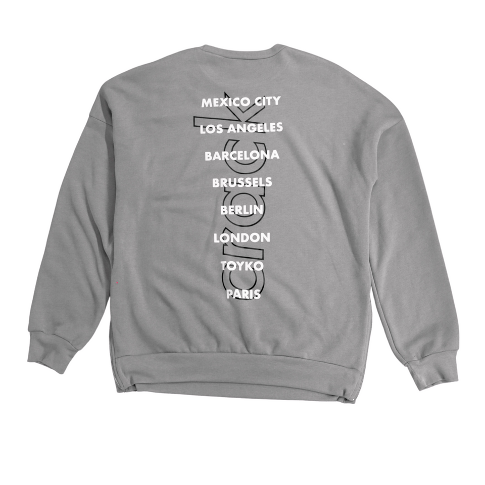 CRACK Worldwide Crewneck