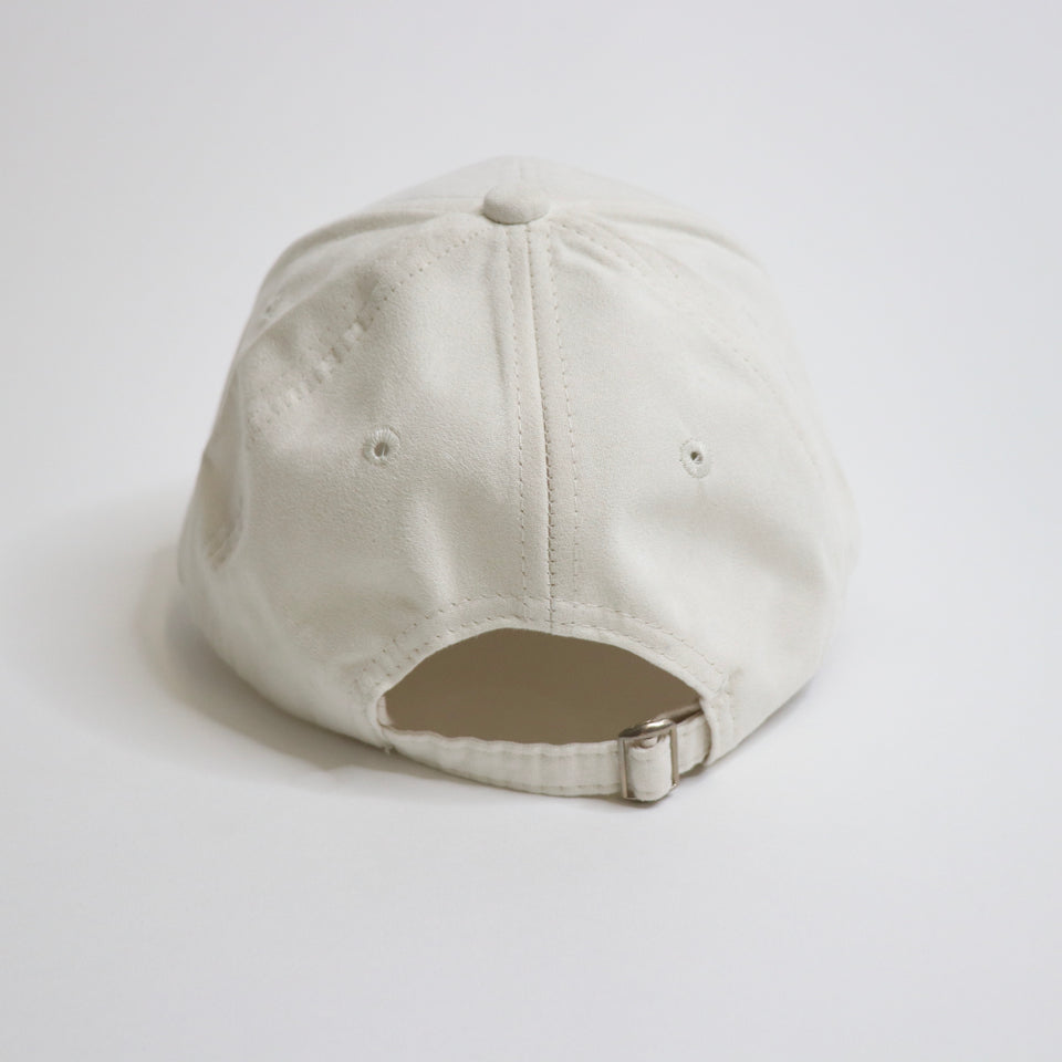 CRCK- dad hat (off white)