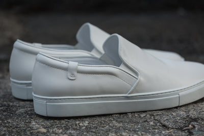 Original Slip On in White