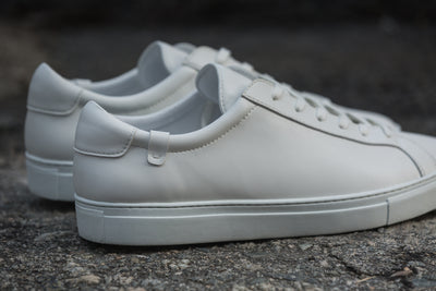 Original Low Top in White