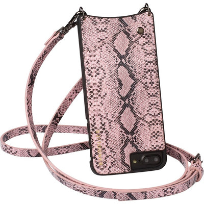 Bandolier CYNTHIA Pink 8+ / 7+ / 6+  for iPhone