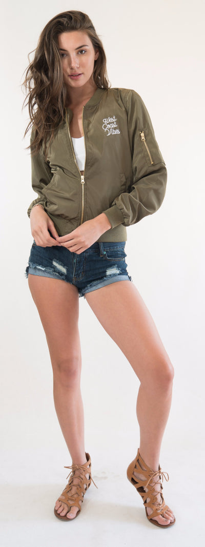 WCV Pocket Sleeve Bomber