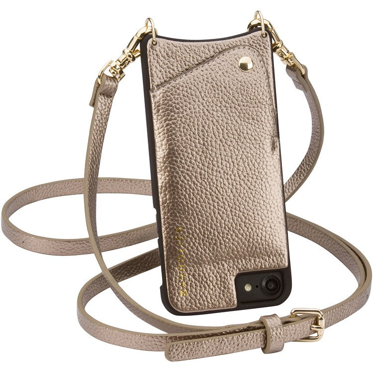 Bandolier EMMA Metallic Bronze  8+ / 7+ / 6+  for iPhone