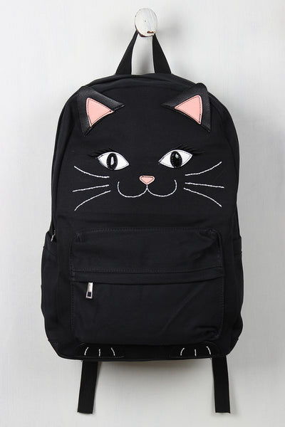 You Have Got To Be Kitten Me Backpack - Porcupine Lagoon LLC -Accessories, Bags