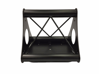3 Way Triangle Truss T Adapter Black Metal DJ Lighting PA Trussing Bolted System