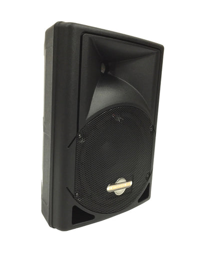 "LK-8ABT 8"" 2 Way Amplified Loudspeaker With BlueTooth"