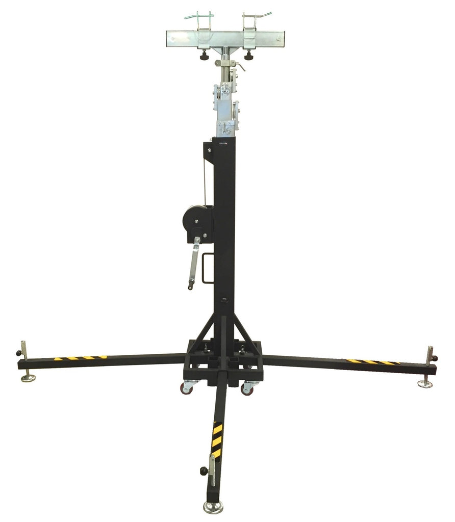 18' Crank Up Stand