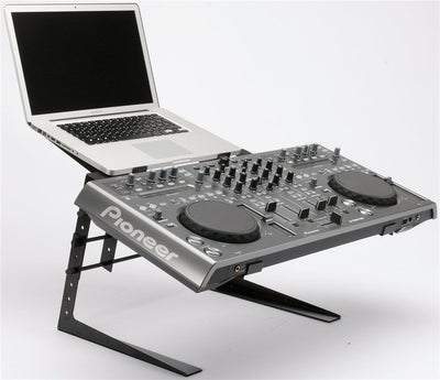 LK-Z17B Heavy Duty Studio Controller and Laptop L Stand