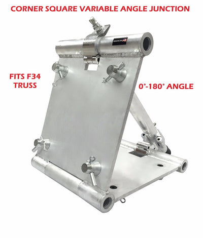 LK-HIG Aluminum BOOK Variable Angle Corner Heavy Duty