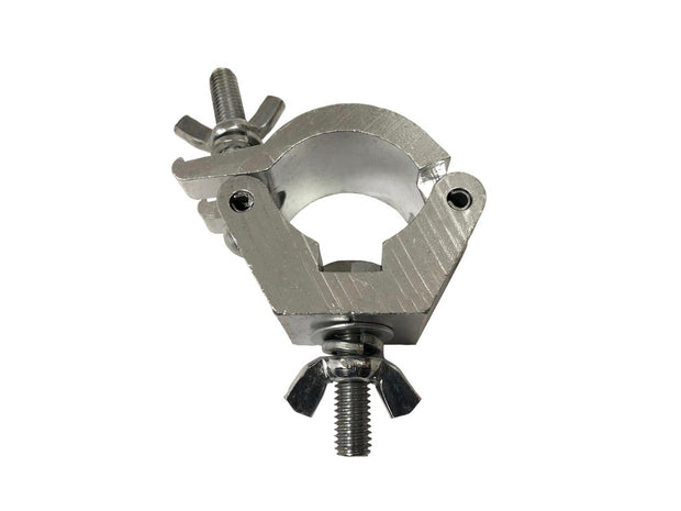 "Cedarslink LK-CN8 Aluminum DJ O-Clamp 360 Degree Wrap Around 1.25"" LK-SAT Truss Clamps"