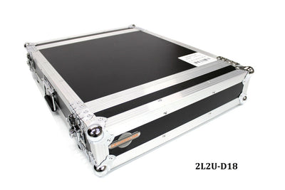 2L2U-D18 Two U Two Lid Flight Case