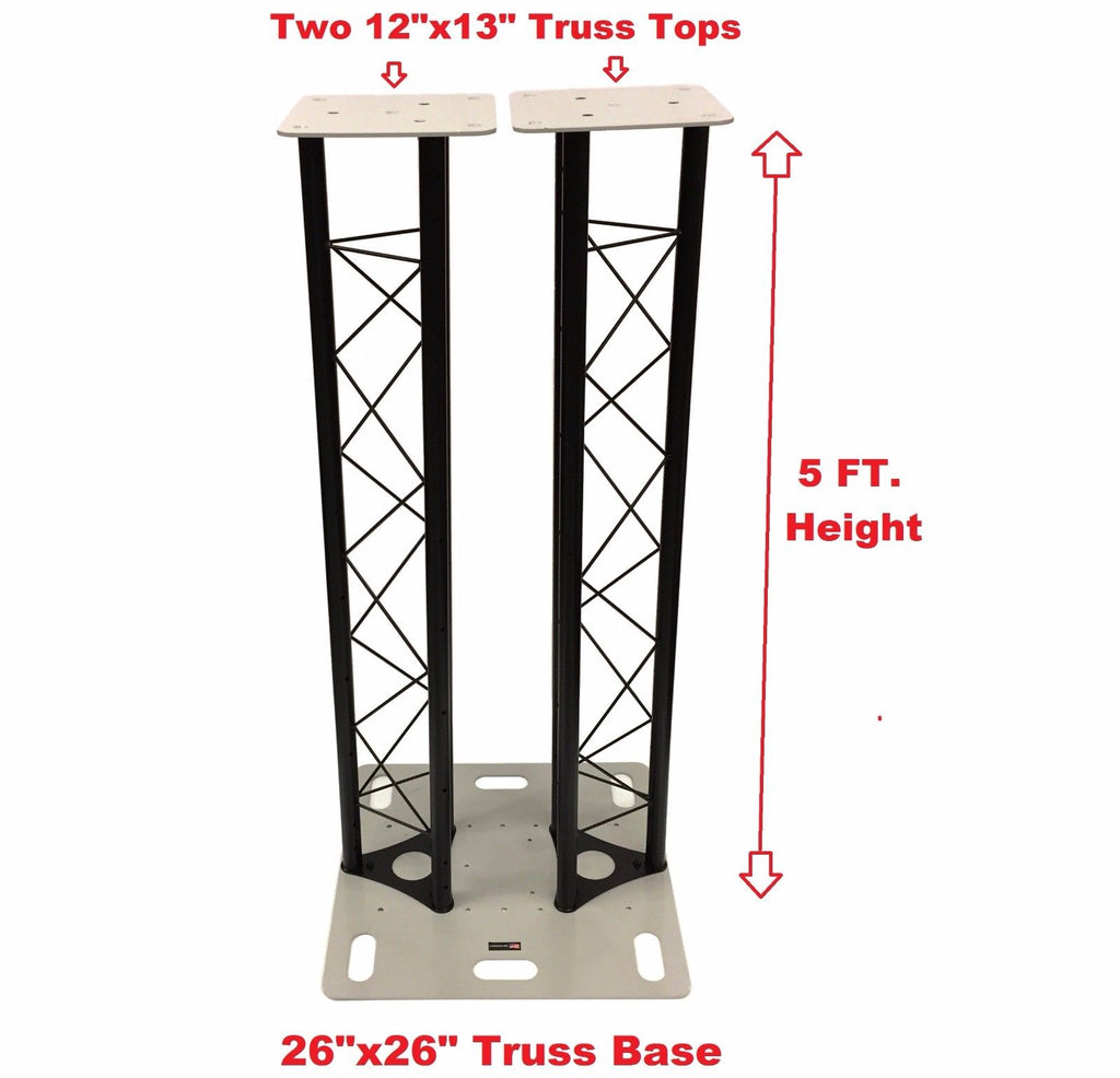 t light fixture package cases truss detailed stands image itm audio bar lighting mounting pro hardware dj asc bags portable