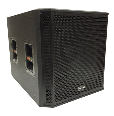 "LX-18A 18"" Active Subwoofer Station"