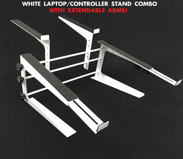 LK-Z19W Heavy Duty Studio Controller And Laptop Computer DJ Rack Stand Mount