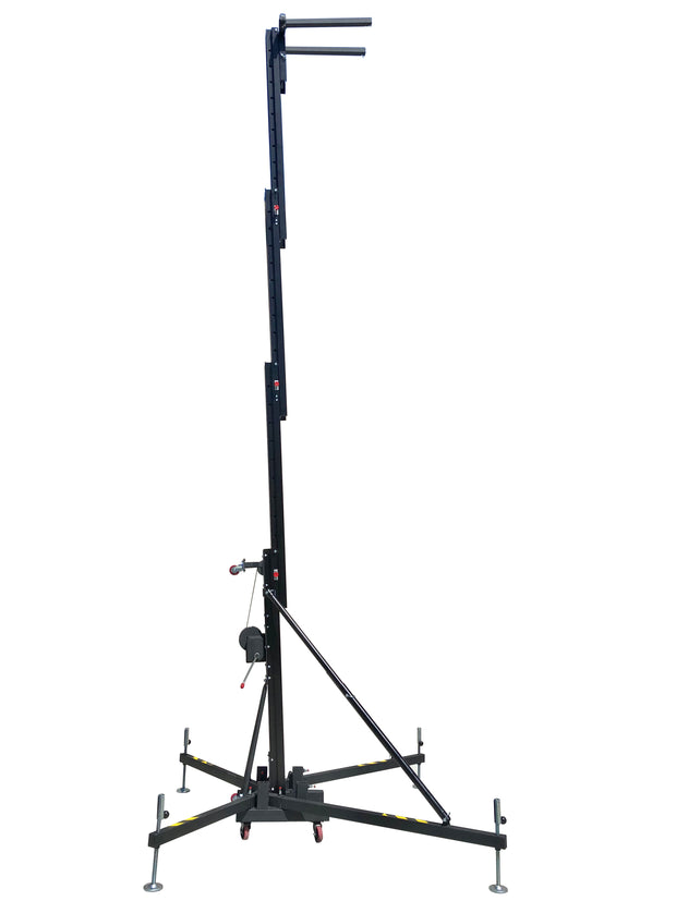 RHINOCEROS 21 ft. Line Array Frontal loading Lifting Tower System