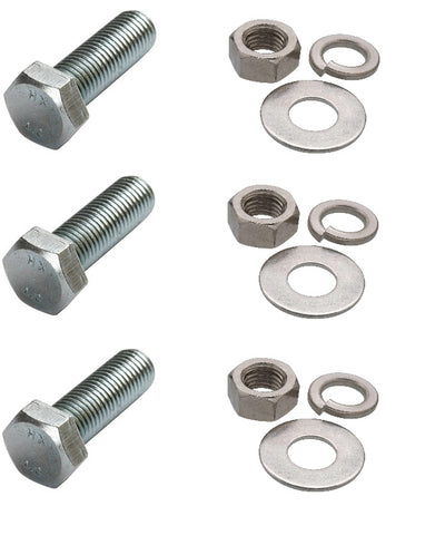 Set of 3 Connection Bolts For Triangle Trusses