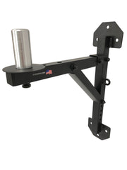 Two (2) LK-SPKR PA Speaker Wall Mount Brackets - 2 Pro-Audio Stands Post Holder DJ Stage Adjusts