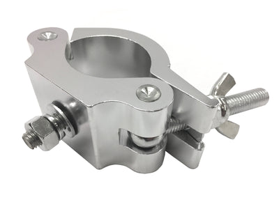 LK-HCB DJ Pro-Clamp 2 inch Heavy-Duty 360 Wrap Around Aluminum Clamp With Bolt