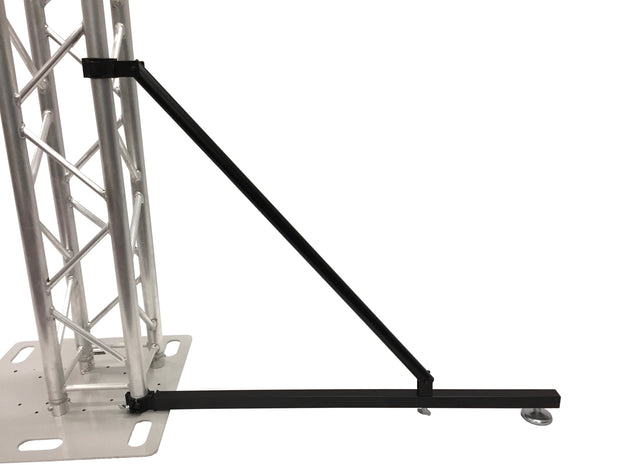 "SUPPORT-1 Lighting Truss Ground Support Balance System Metal Heavy Duty 1.5""/2"" Trussing"