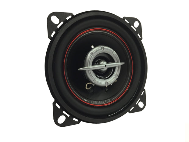 "LK-402 4 OHM 4"" 2-Way Coaxial Speaker System"