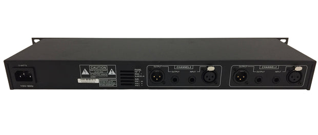 CE-X215 Professional Graphic Equalizer