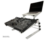 LK-Z17W Heavy Duty Studio Controller and Laptop L Stand