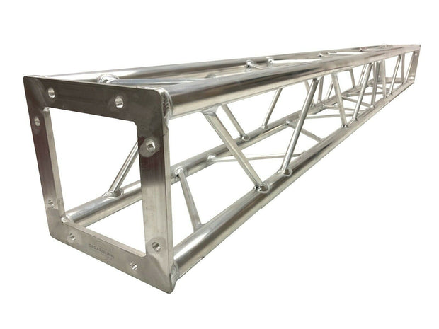 14.5 ft W x 40.7 ft L x 10.5 ft H Aluminum Outdoor Seating Trussing Structure