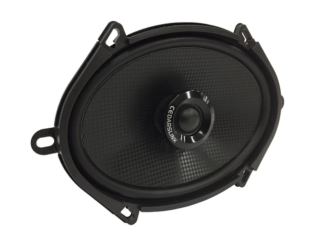 "MK-572 4 OHM 5x7"" 2-Way Coaxial Speaker System"