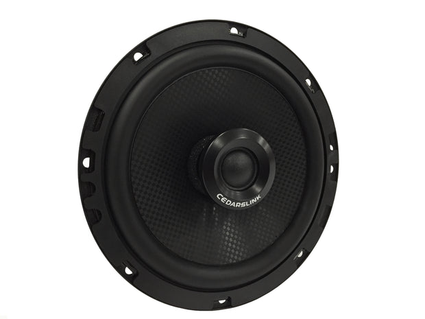 "MK-602 4 OHM 6.5"" 2-Way Coaxial Speaker System"