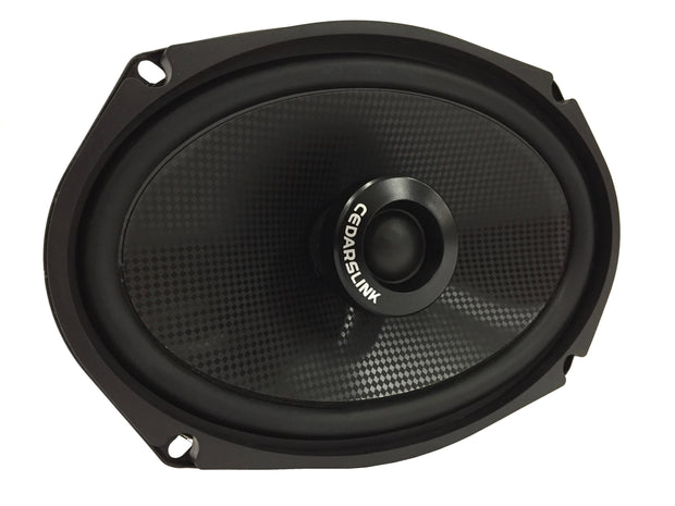 "MK-692 4 OHM 6x9"" 2-Way Coaxial Speaker System"