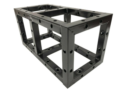 "LK-2040 16"" Length Square 8""x8"" Black Trussing Box Truss Section Bolt"