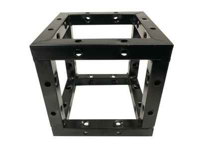 "Cedarslink 6-Way Cube Square Black Bolt Trussing 8""x8"" Truss Corner 90 Degree"
