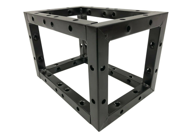 "LK-2030 12"" Length Square 8""x8"" Black Trussing Box Truss Section Bolt"