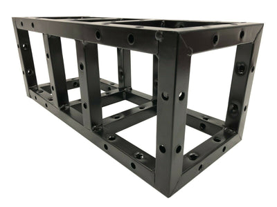 "LK-2050 20"" Length Square 8""x8"" Black Trussing Box Truss Section Bolt"