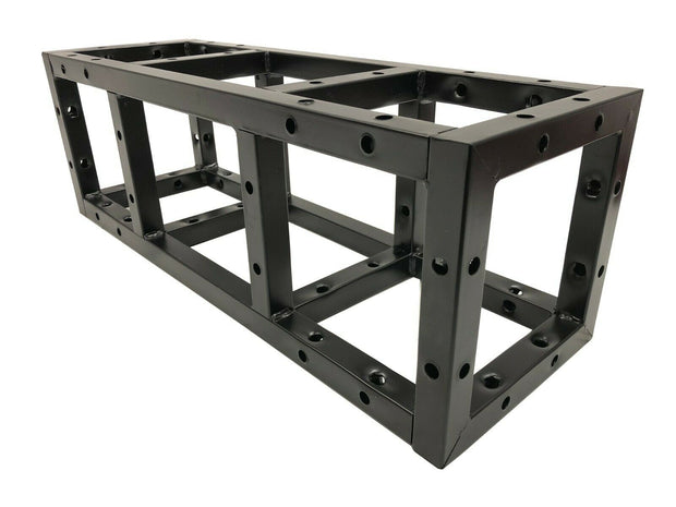 "LK-2060 24"" Length Square 8""x8"" Black Trussing Box Truss Section Bolt"