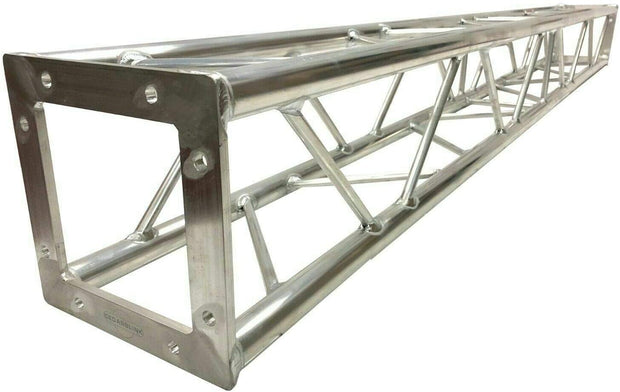 Aluminum Truss ARCH SYSTEM 17' Wide x 10' High Mobile DJ Archway Bolt Connection