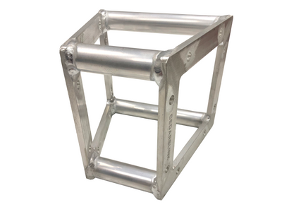 "LK-30A - 30 Degree Bolt Corner For DJ Light Stand 8""X8"" Square Trussing With 1.25"" Tubing"