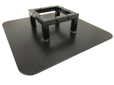 "Cedarslink LK-P5050 20""x20"" Base Plate For 8""x8"" Bolt Trussing Box Truss Section"