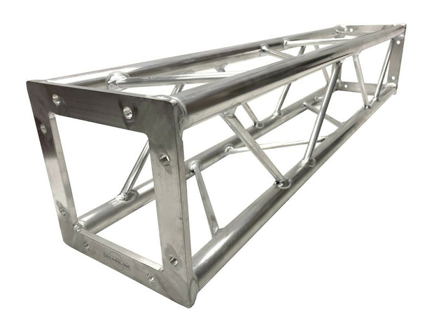 "2 DJ Lighting 3.28 ft Bolted Aluminum 8""x8"" Truss Light Weight Dual Totem System"