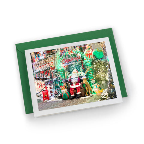 Dyker Lights Holiday Cards