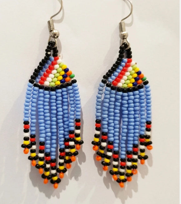 Fabric Earings