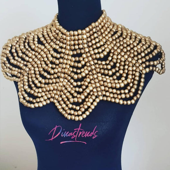 The Nomusa Beaded Necklace