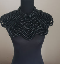 Load image into Gallery viewer, Black Nomusa Necklace