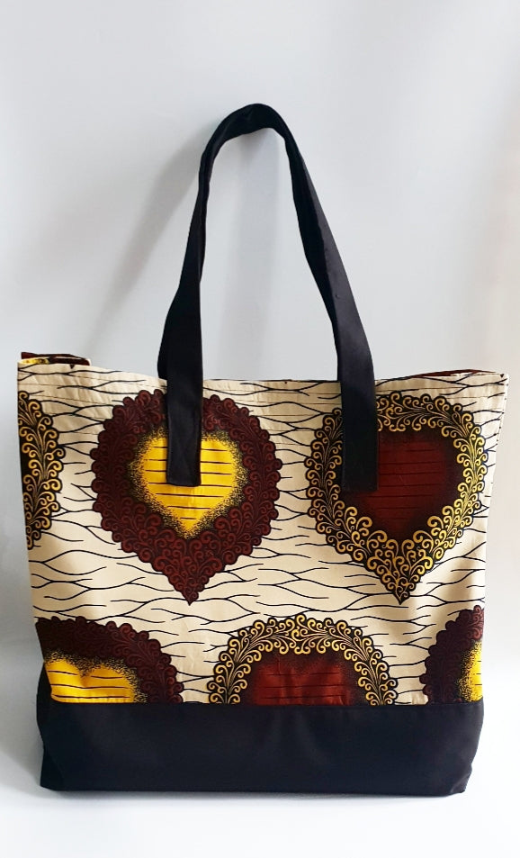 Heart Shaped Tote