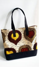 Load image into Gallery viewer, Heart Shaped Tote