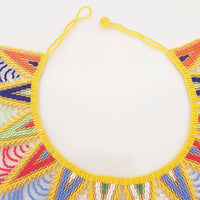 Ethnic Zulu beaded necklace